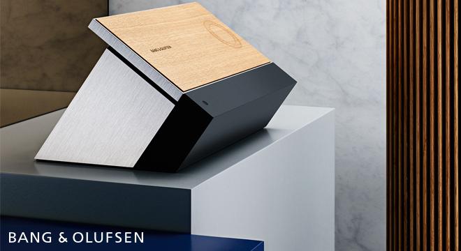 NEXT Audio & Visual Bang&Olufsen BeoSound banner
