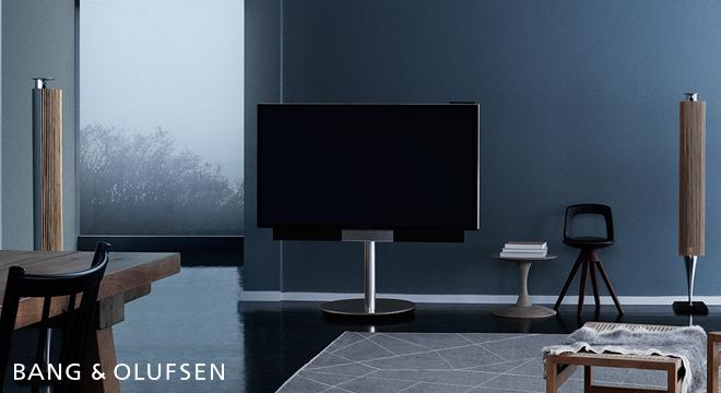 NEXT Audio & Visual Bang&Olufsen banner