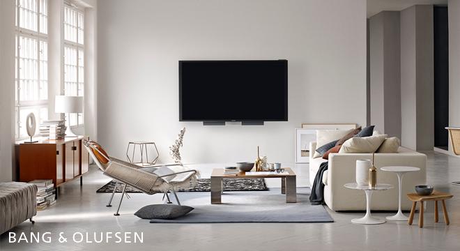 NEXT Audio & Visual Bang&Olufsen BeoVision banner